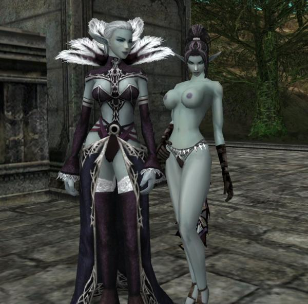 Lineage 2 nude girls apologise