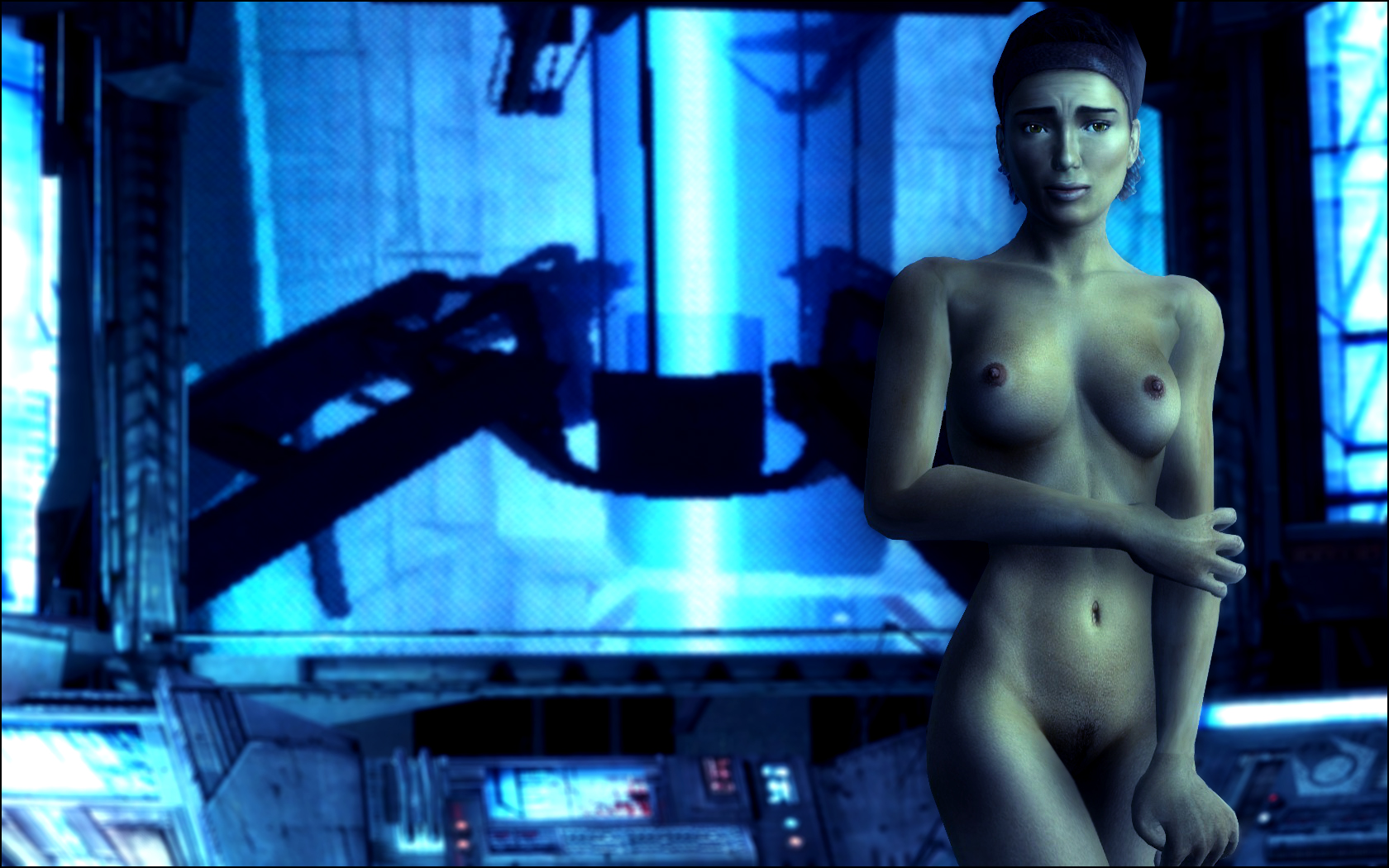 Nude alyx vance for gmod xxx female