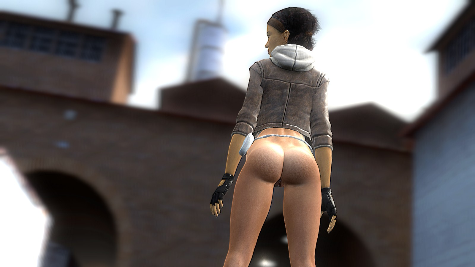 Half-life 2 erotic hentia photo