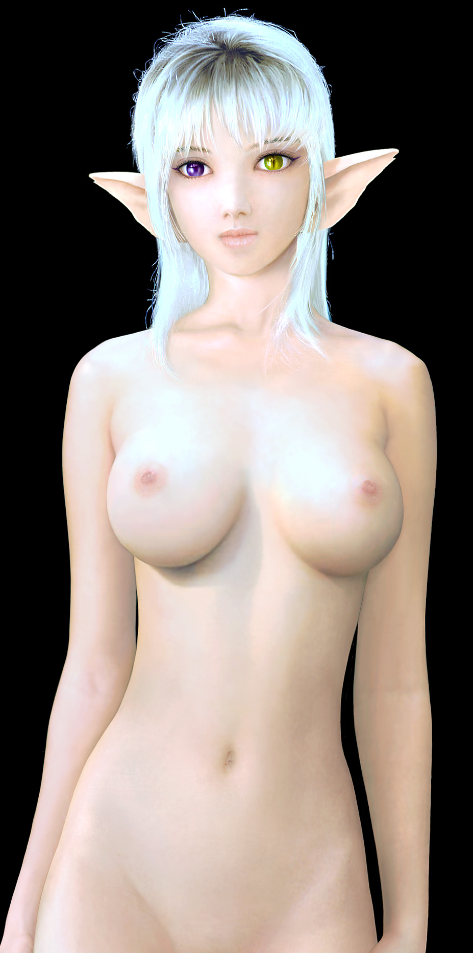 Elf women nude