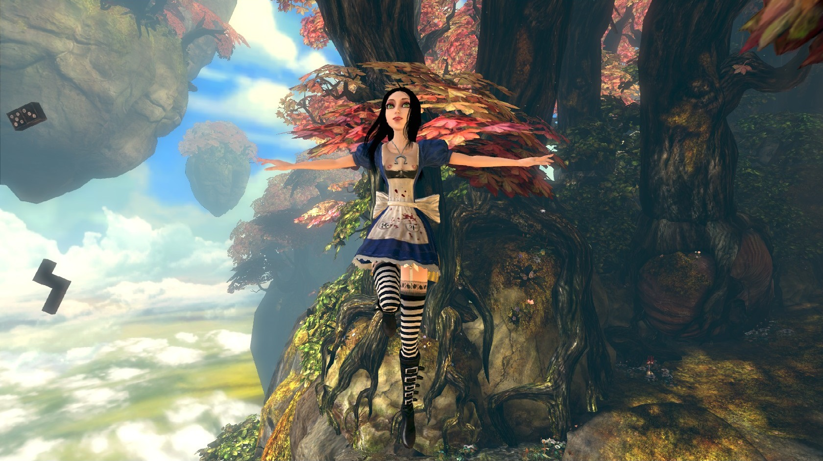 Alice madness return nude patch fucks picture
