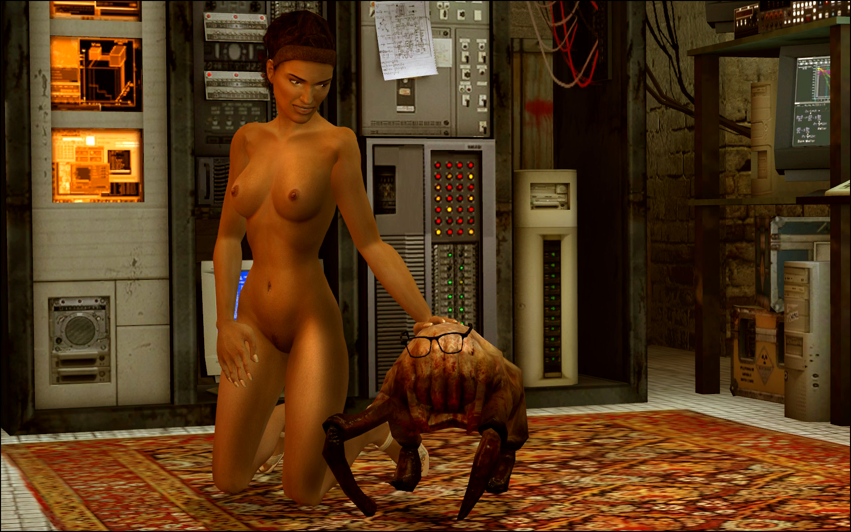 Gmod naked girl zombie hentia pictures