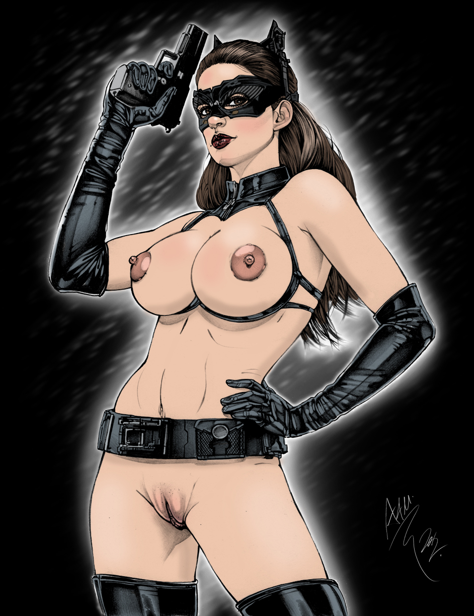 Sexy hot naked catwoman pron cute queen