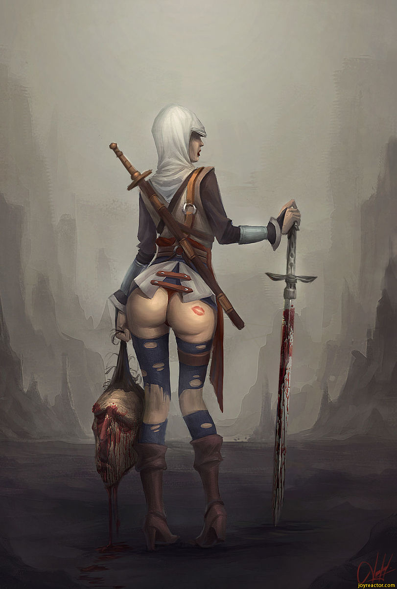 Assassin's creed naked women pics anime pic