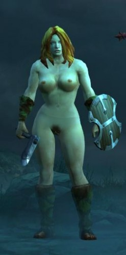 Фото голых игровых героев девушек 51319 фотография