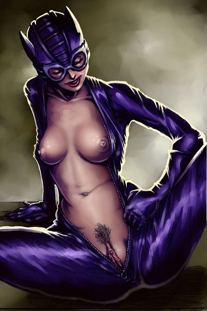 Секс женщины кошки и бэтмена 6 фотография