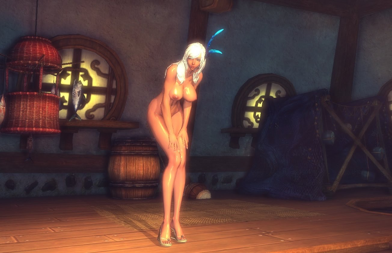 Blade and soul nude mod uncensored cartoon photo