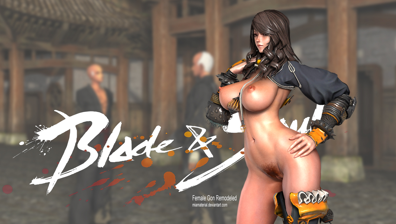 Blade and soul porn
