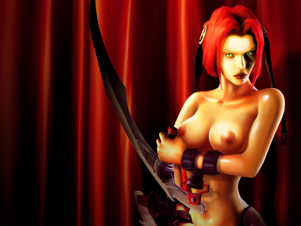 Bloodrayne 2 fuck patch sex ameteur girls