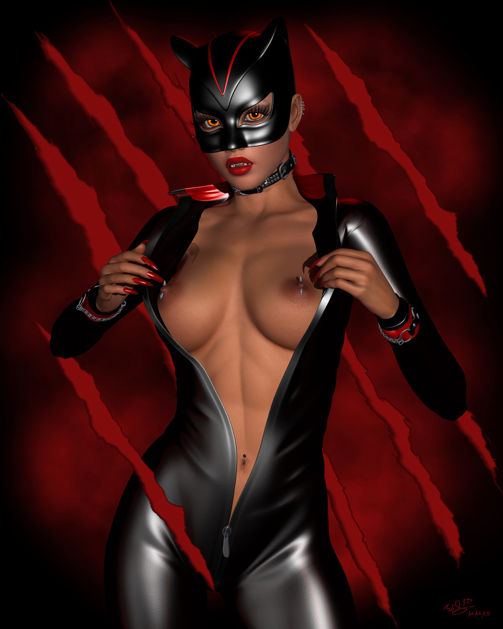 Catwoman naked game hentay picture