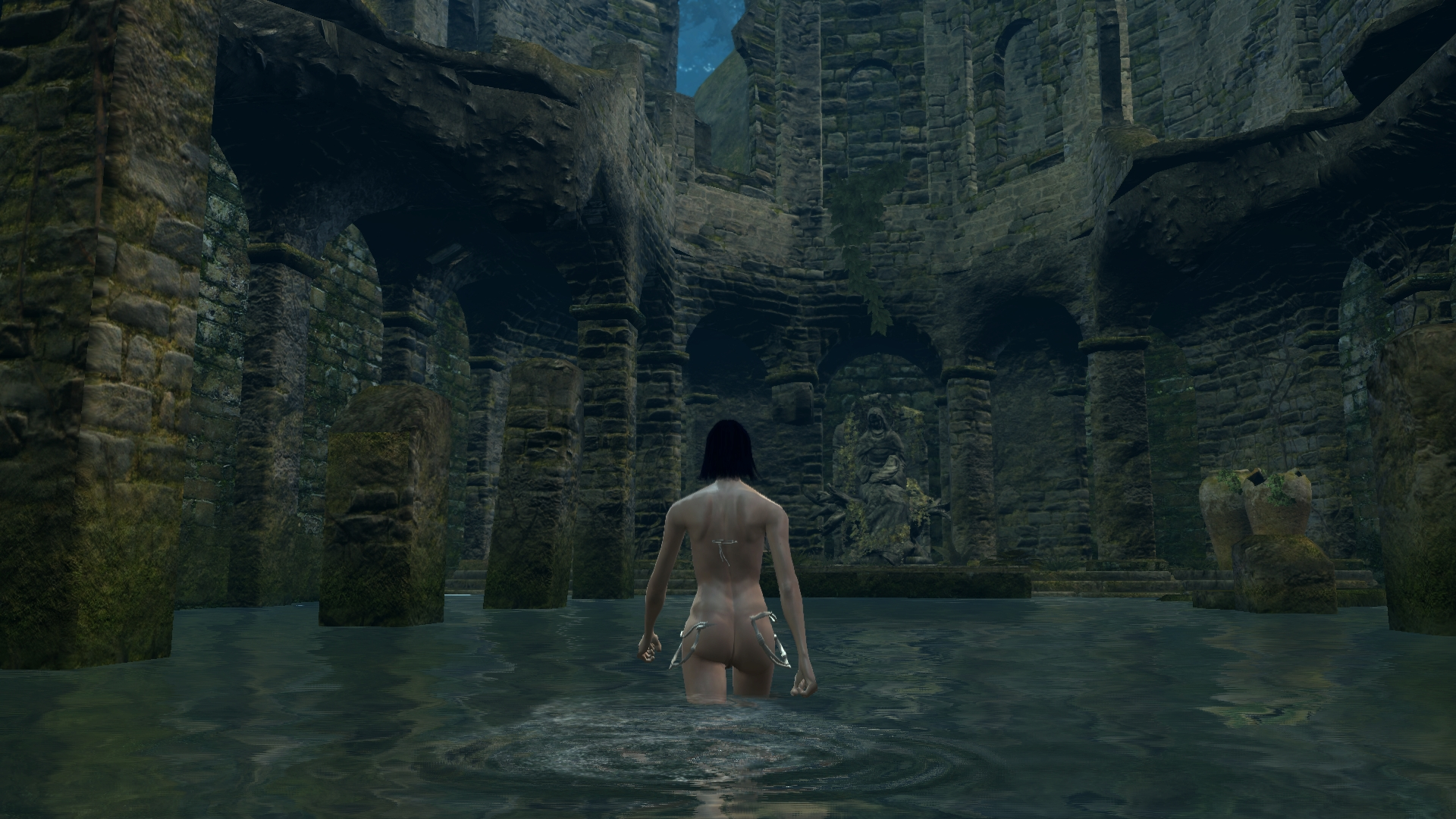 Dark souls nude mods sexy actress