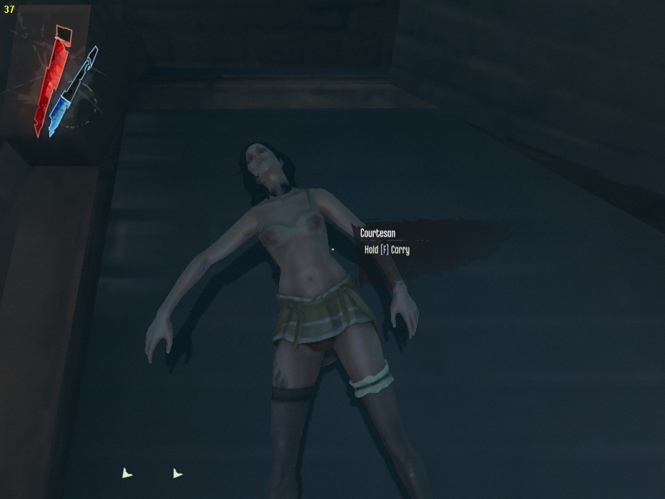 game mod Dishonored nude