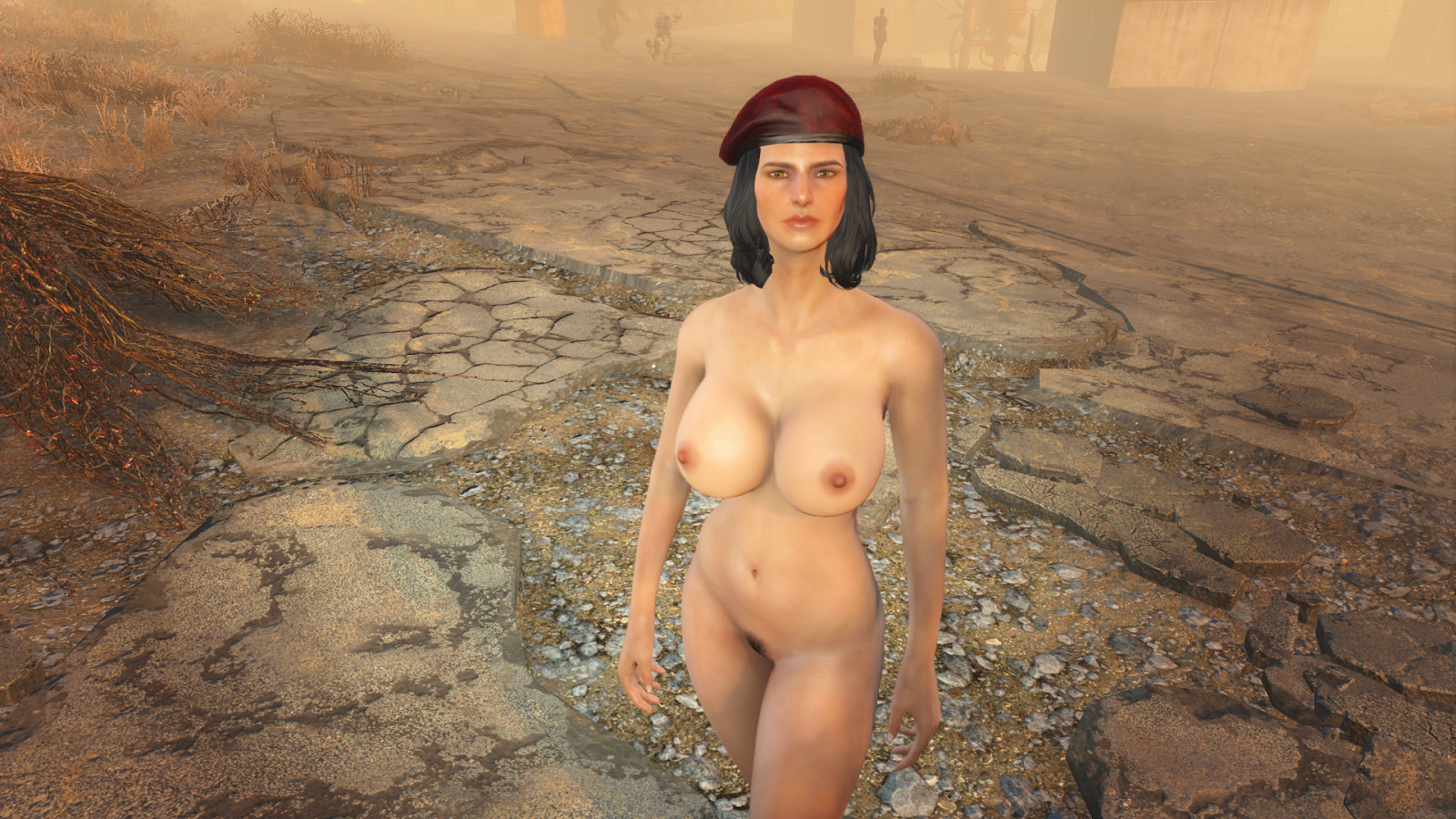 Piper fallout 4 naked