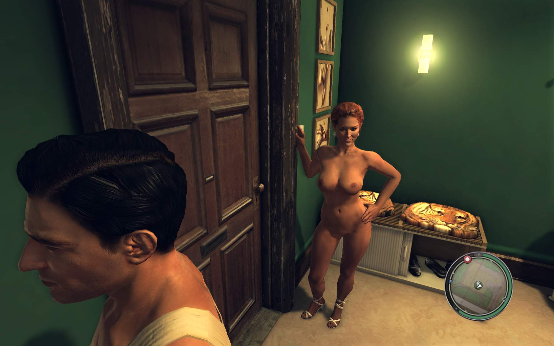Playboy pc game nude mods fucks video
