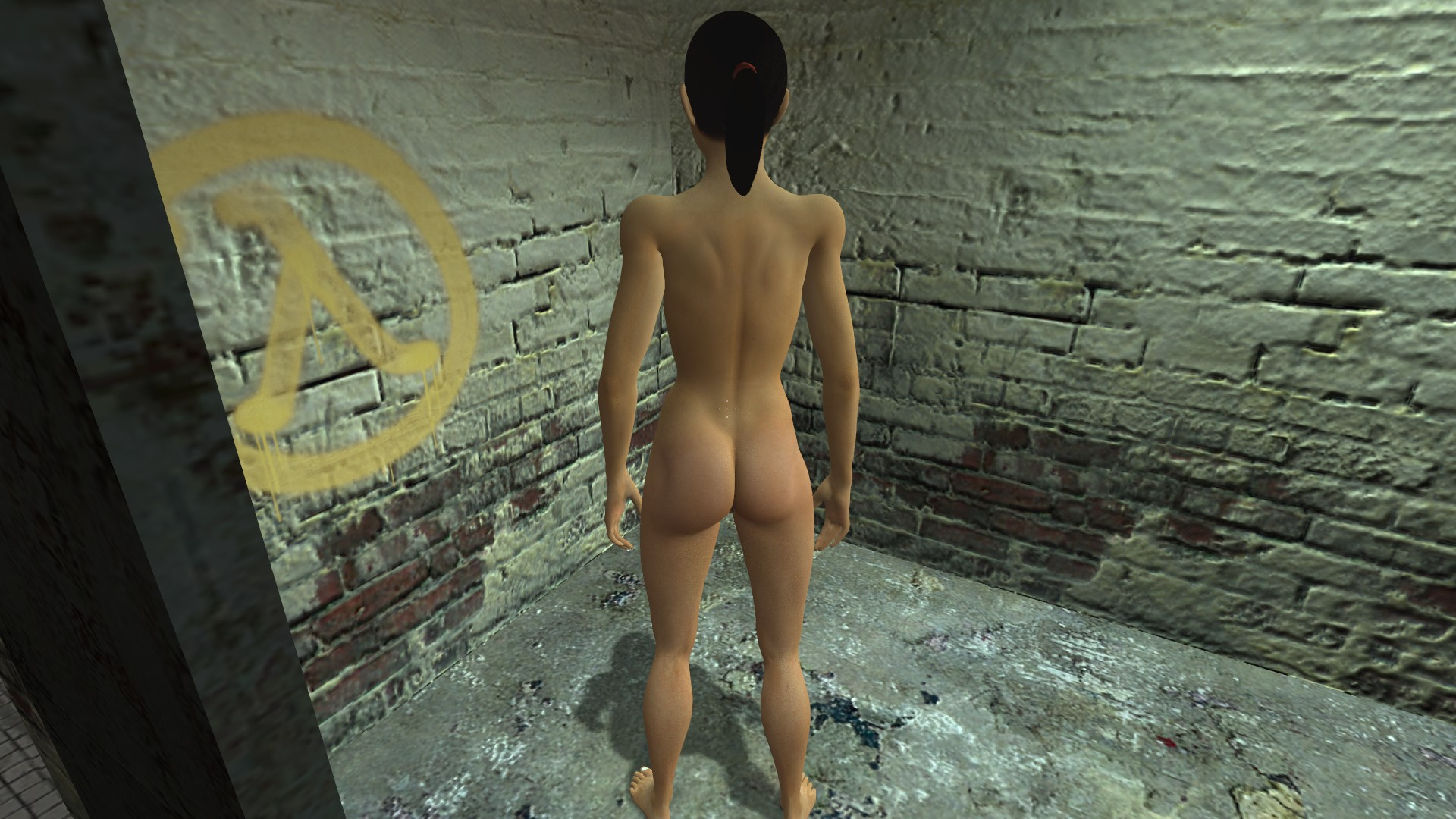 Half life 2 people naked sexy gallery