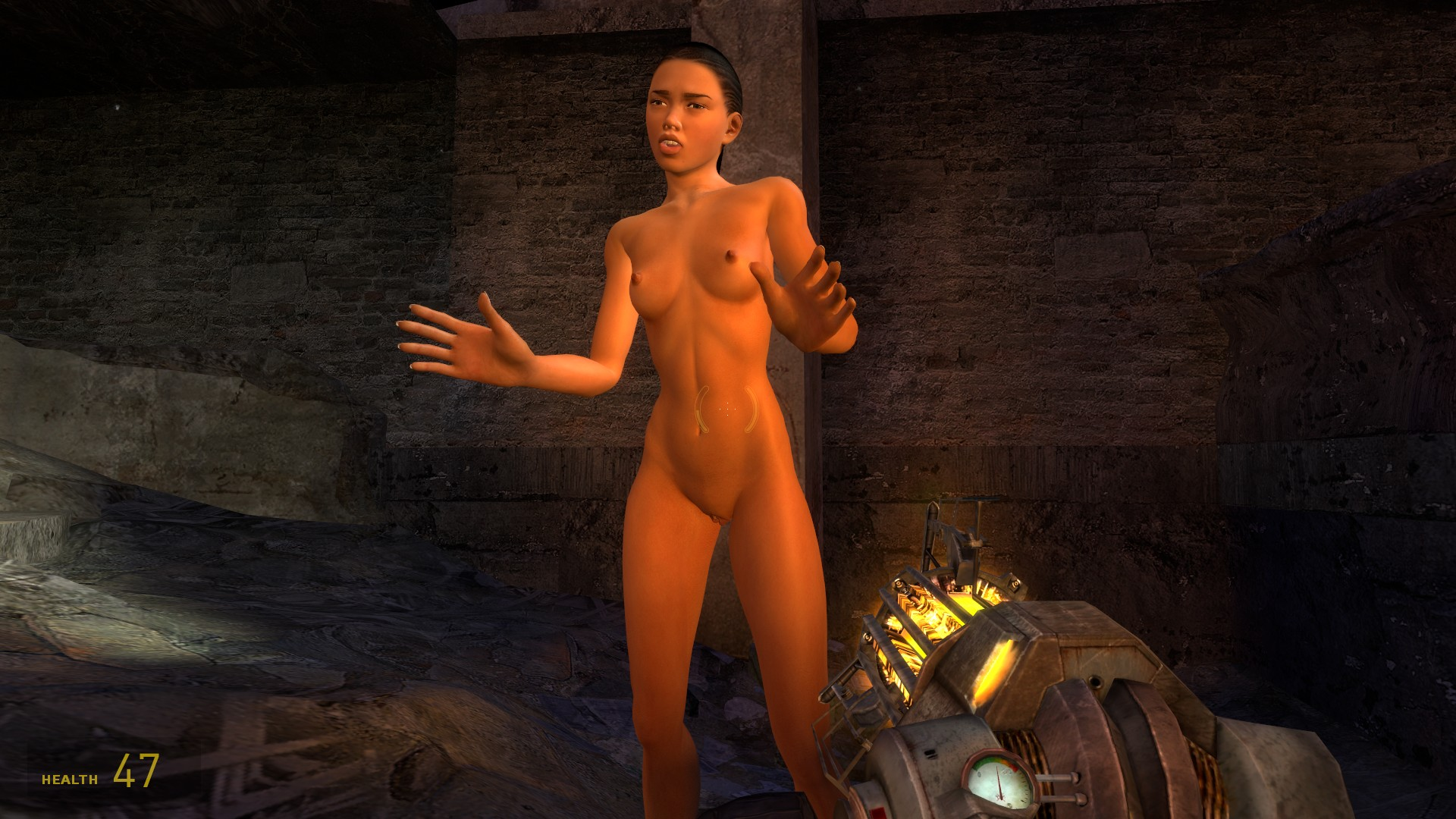Halflife porn video nackt streaming