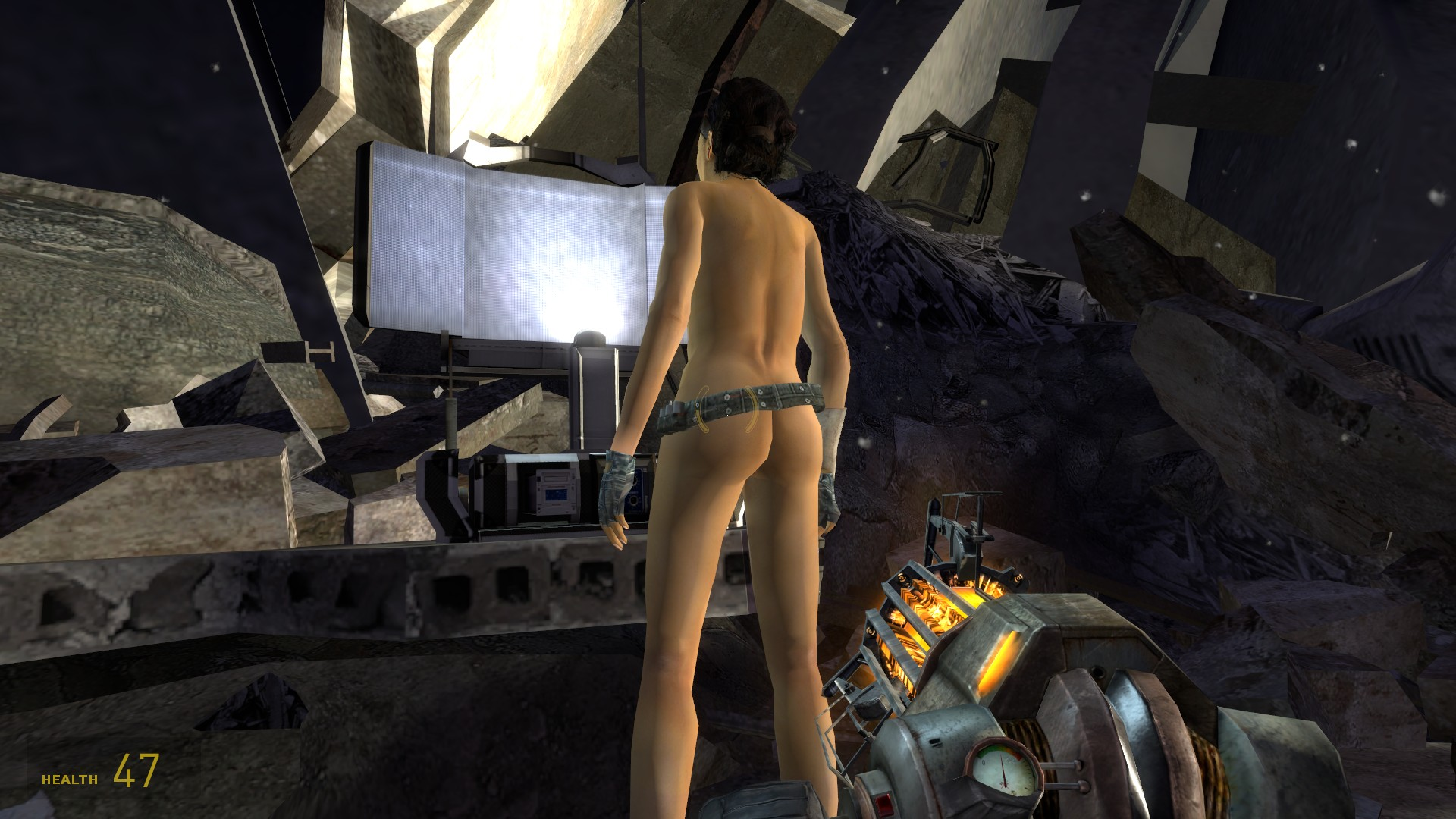 Nude patch half life episode softcore movie