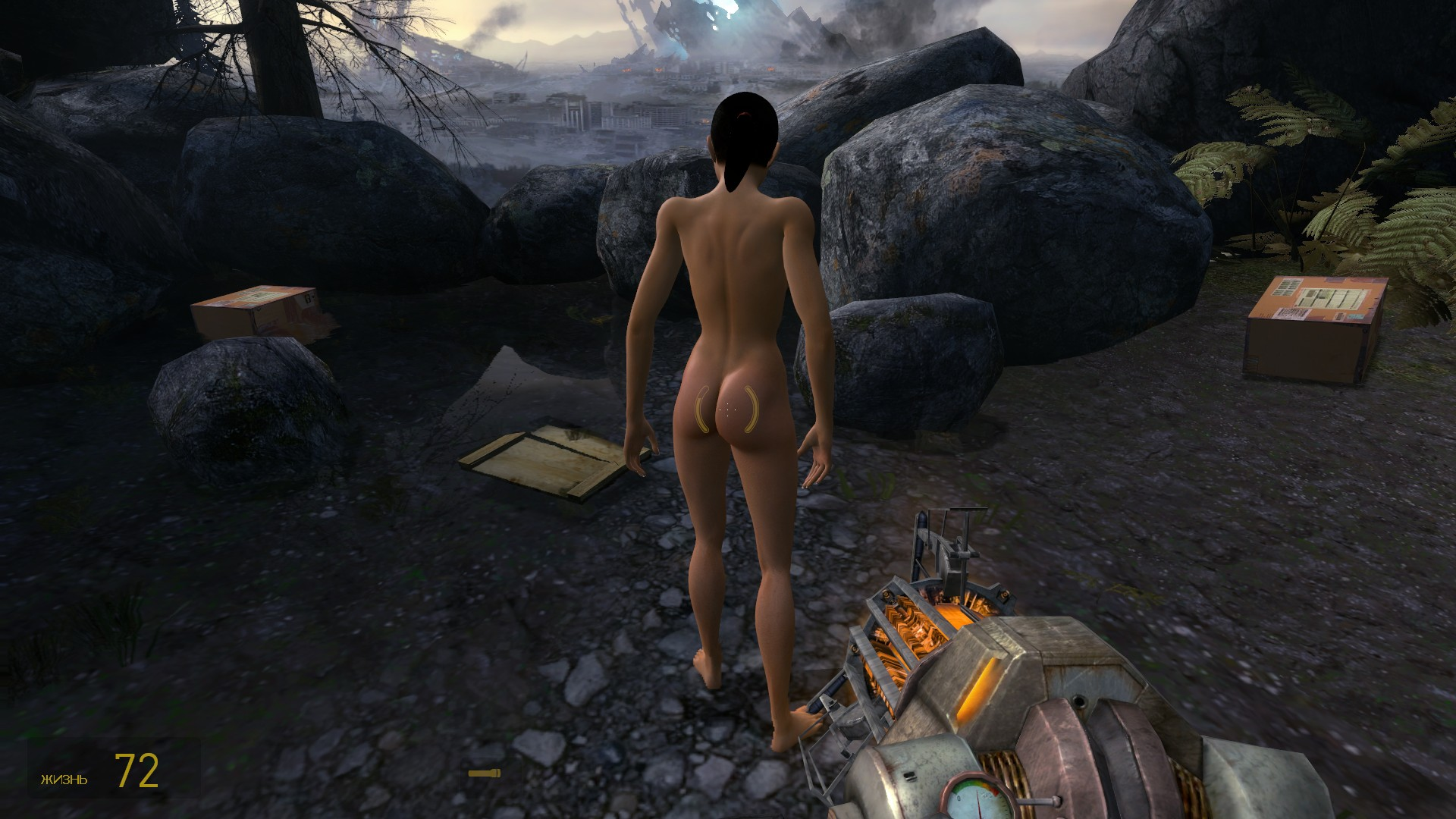 Nude patch half life episode xxx photo