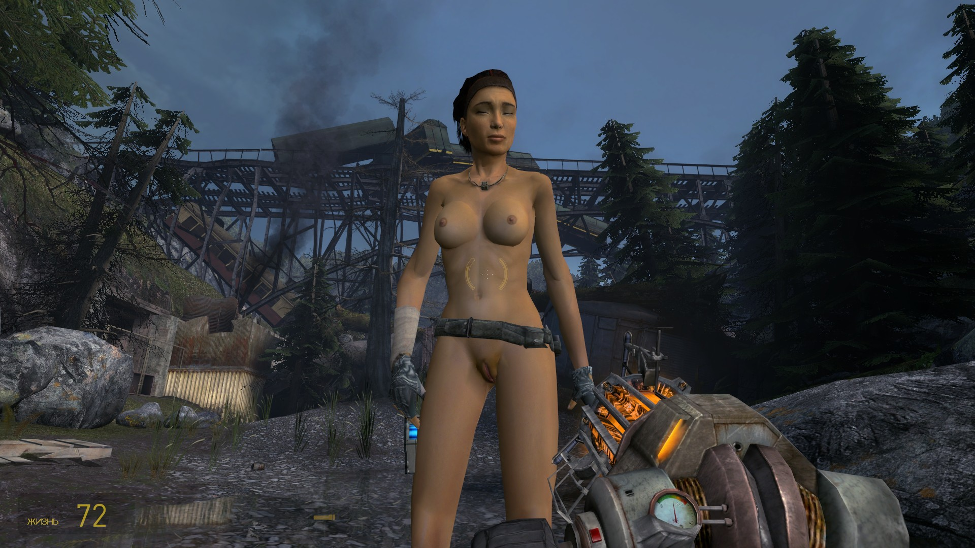 Half-life alex nude porncraft picture