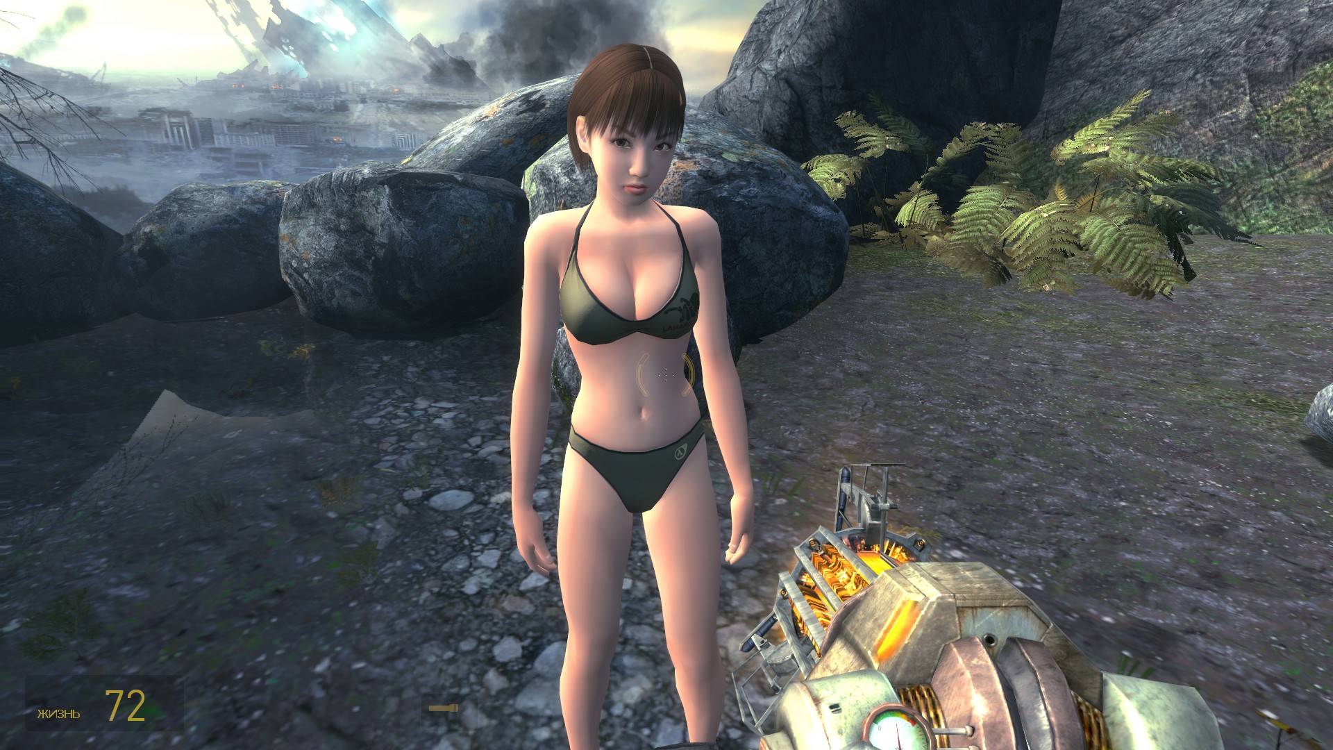Half life 2 people naked porno pics