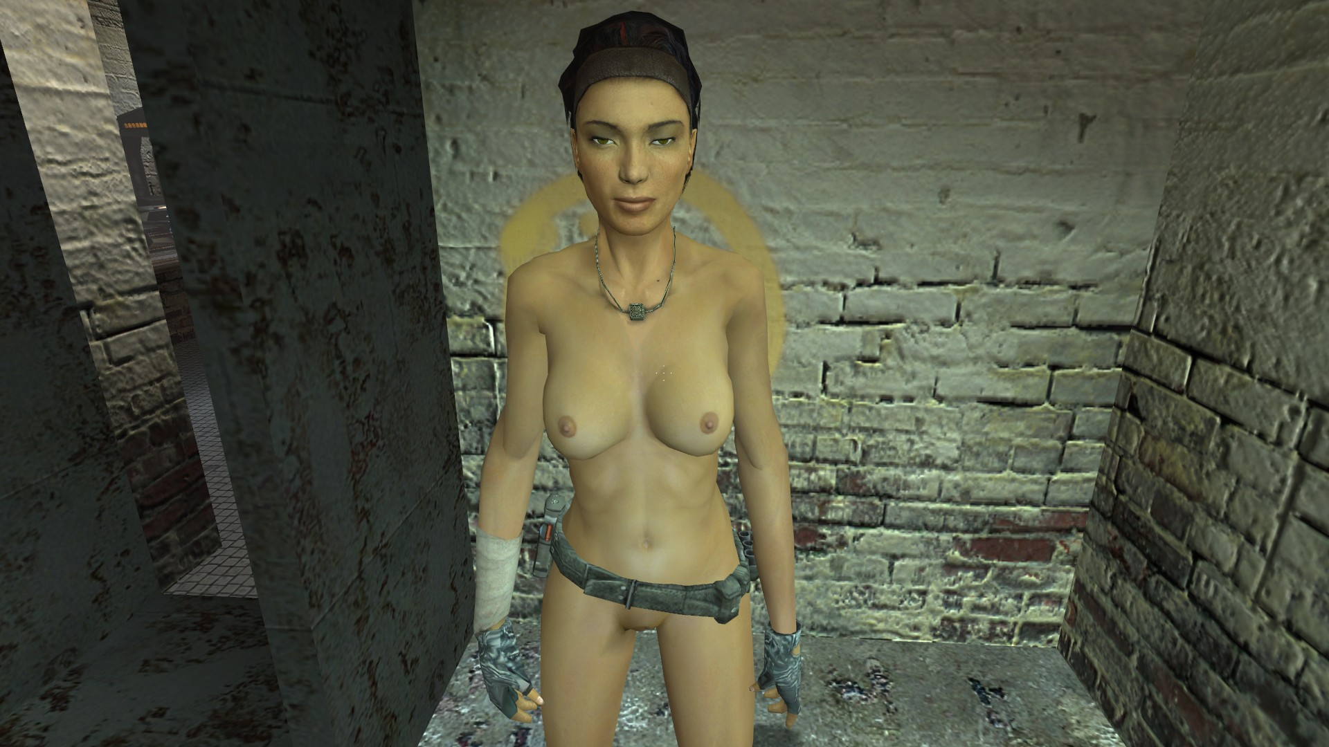 Half life 2 people naked sex clip