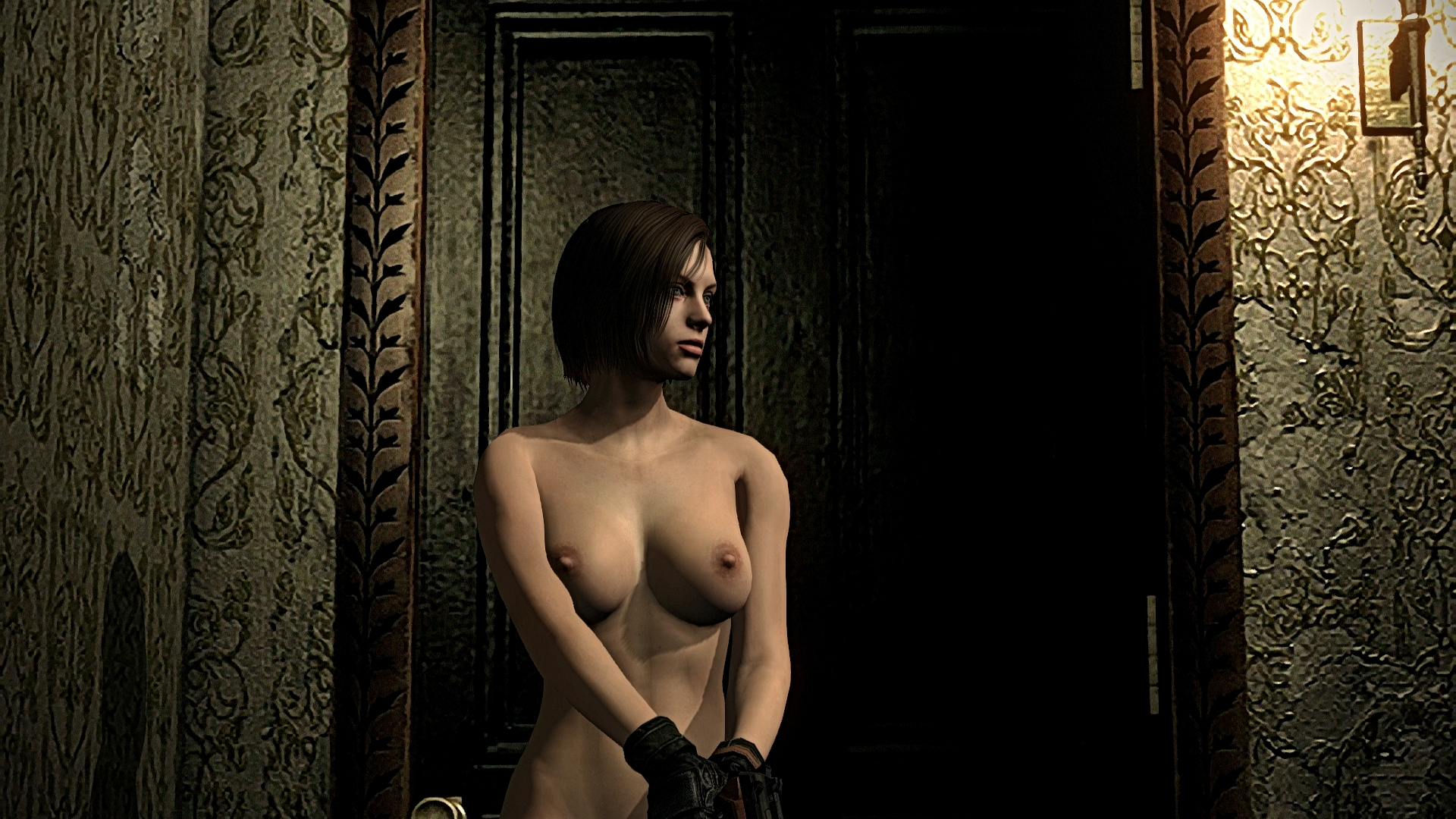 Download resident evil 5 jill nude patch naked scenes