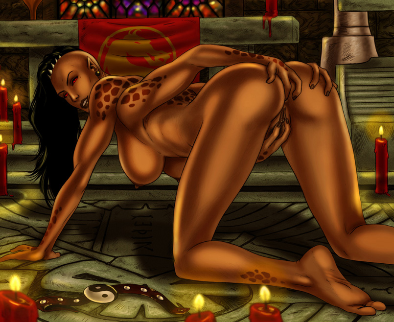 Think, Sonya mortal kombat nude sorry