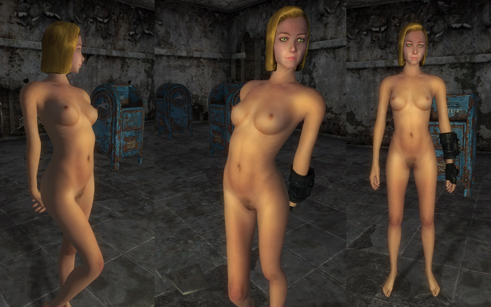 Fallout 3 nude girl porncraft photo