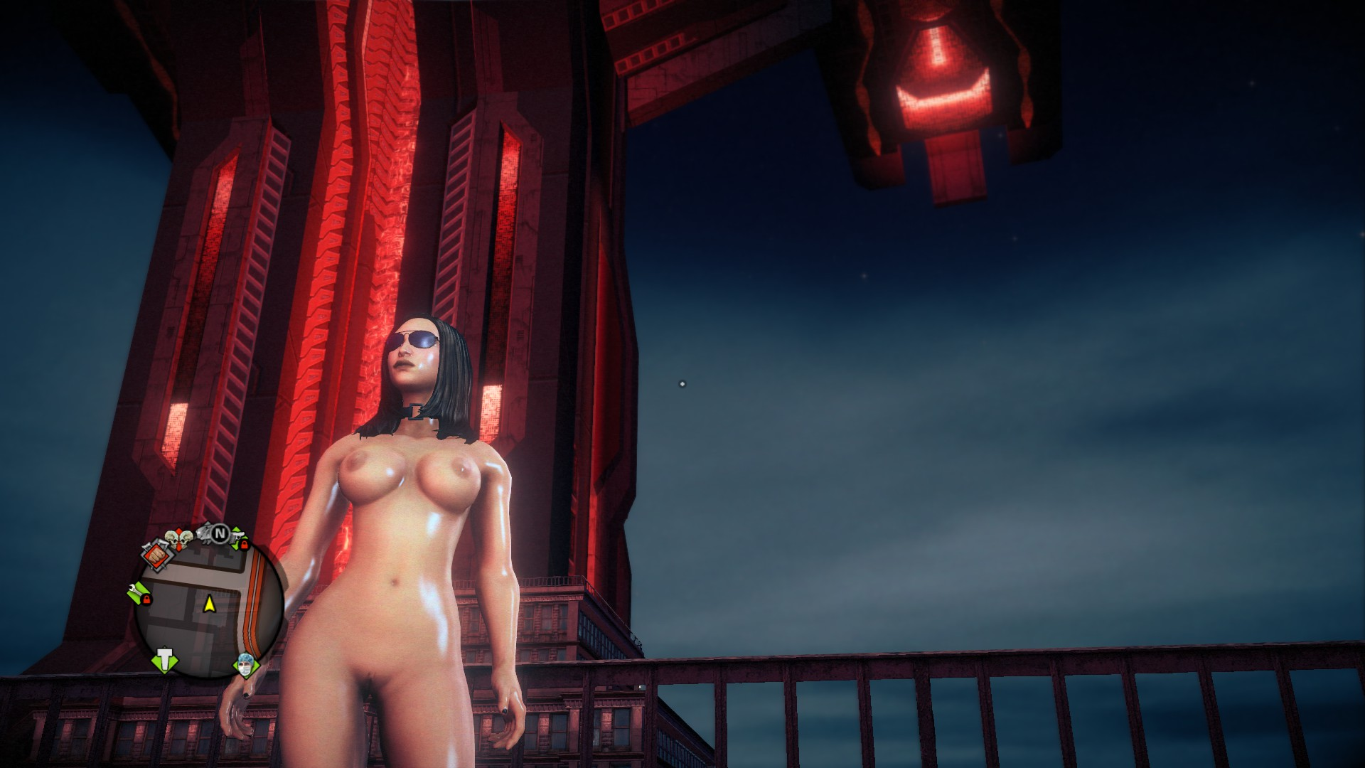 Saints row iv nude hair hentai image