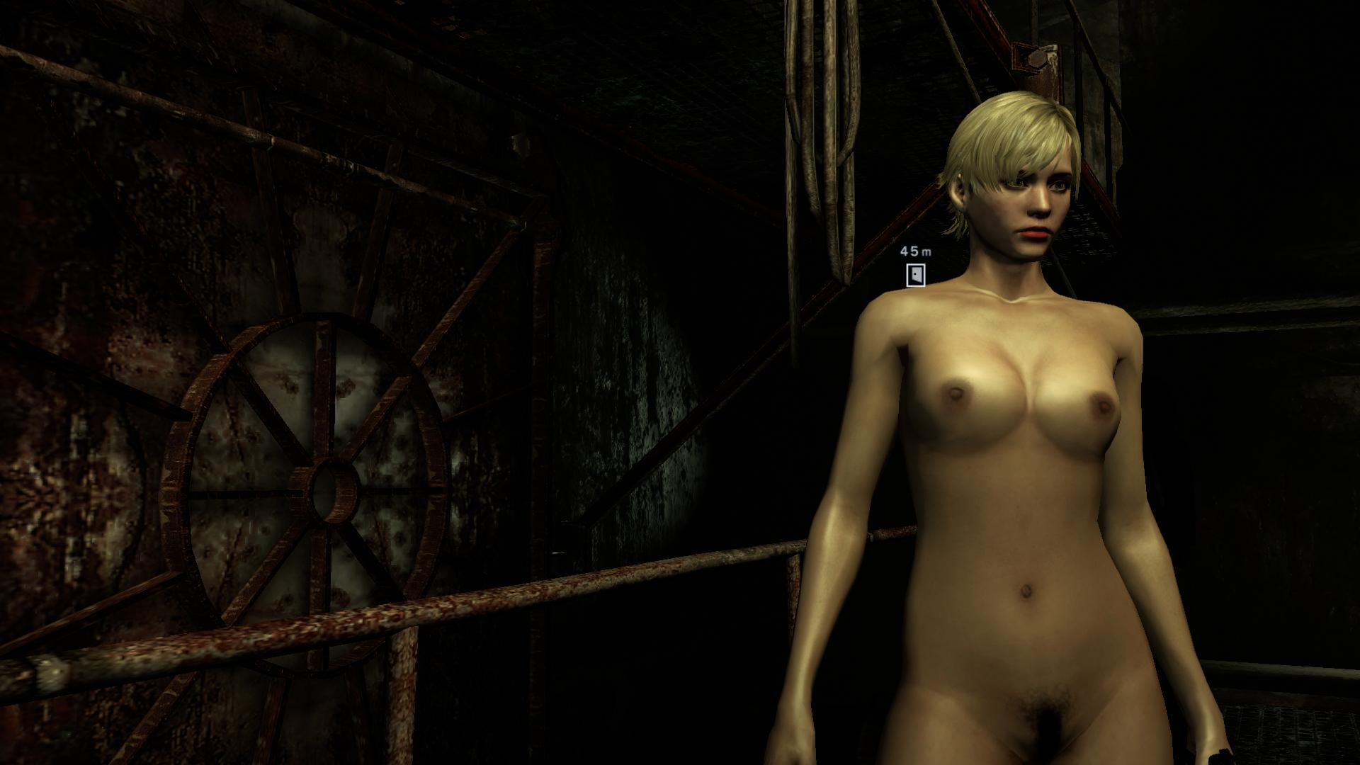 Resident evil nude archives nude photo
