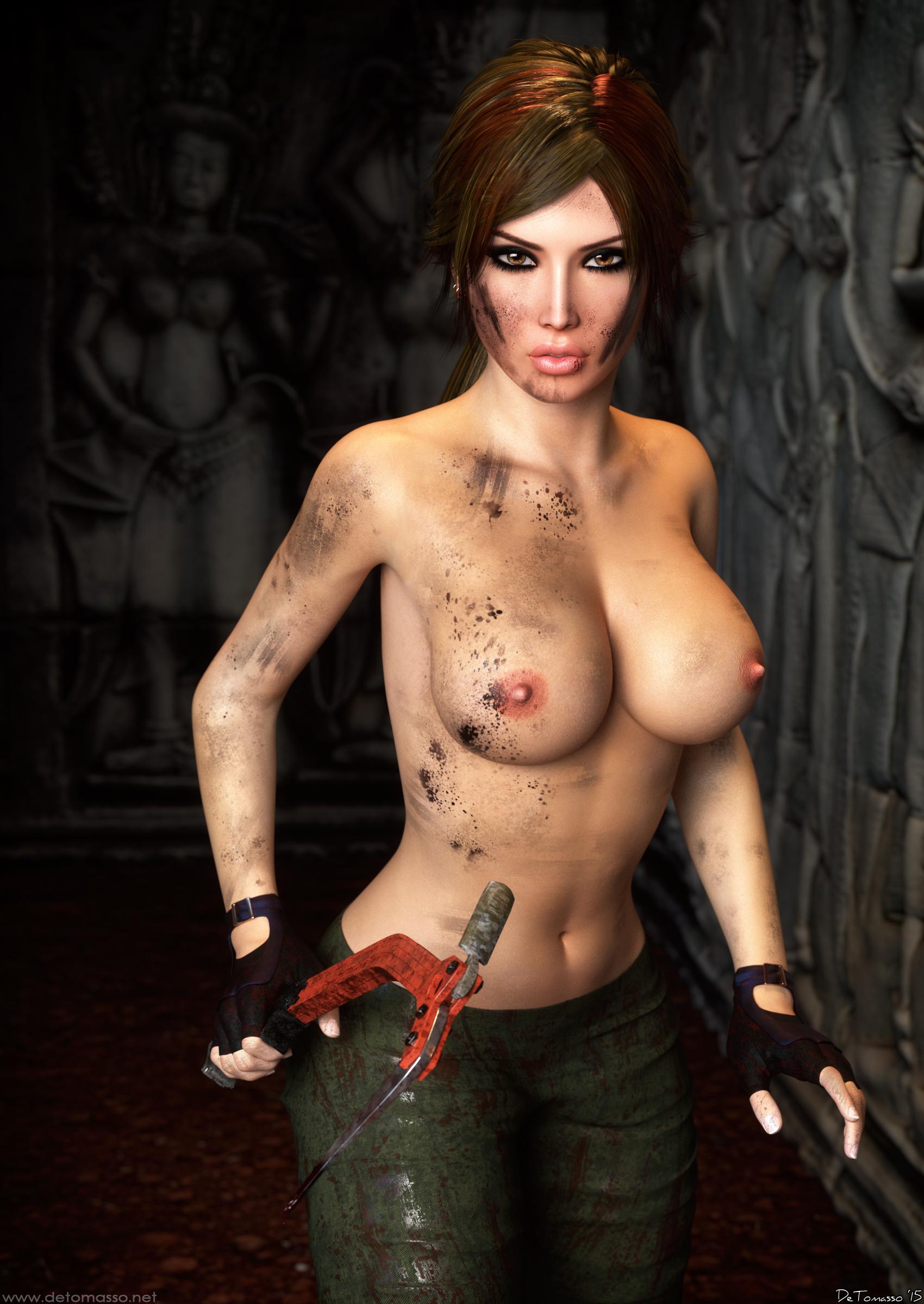 Tomb raider underworld transparent nude final, sorry