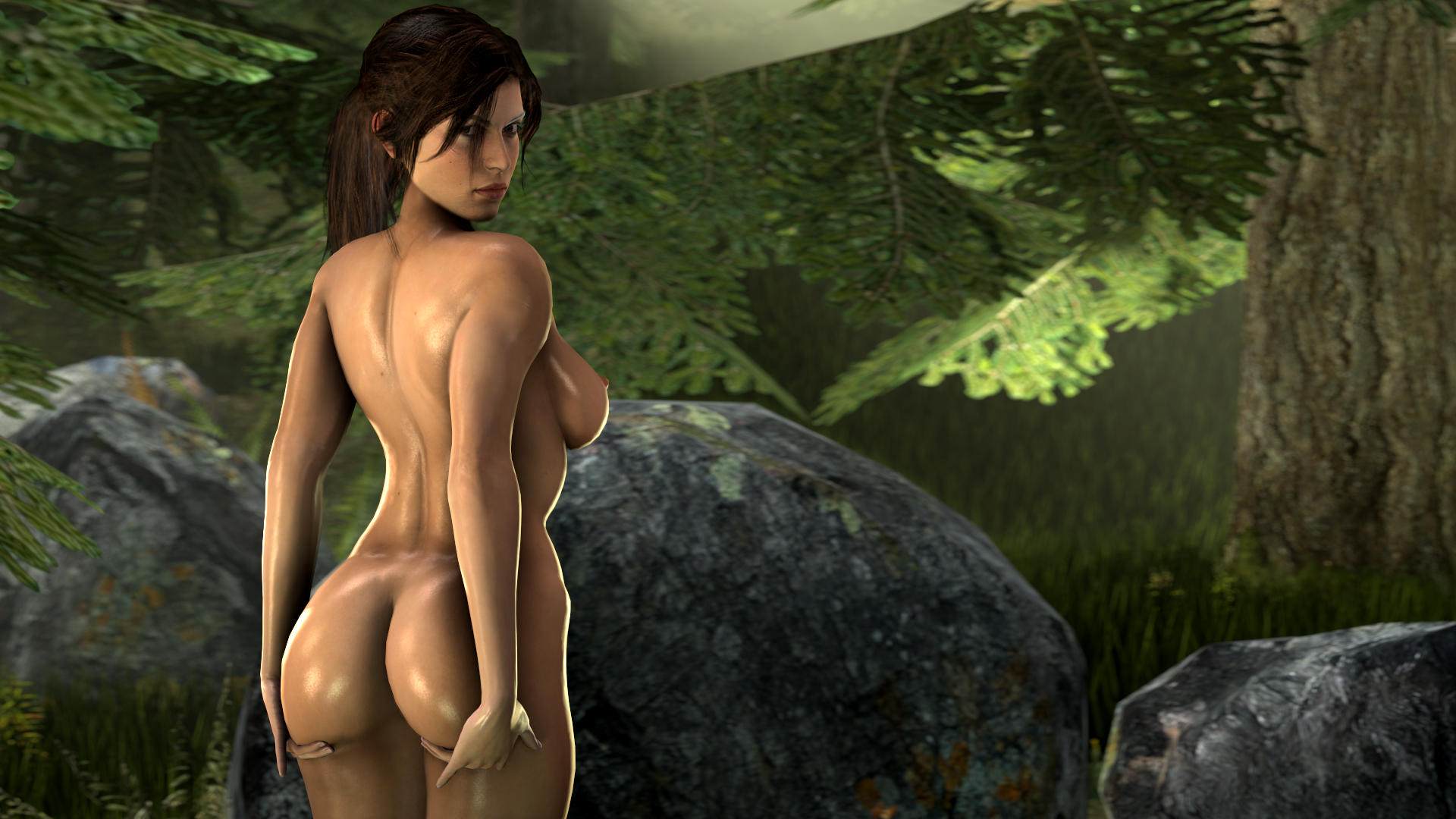 nude lara croft pictures