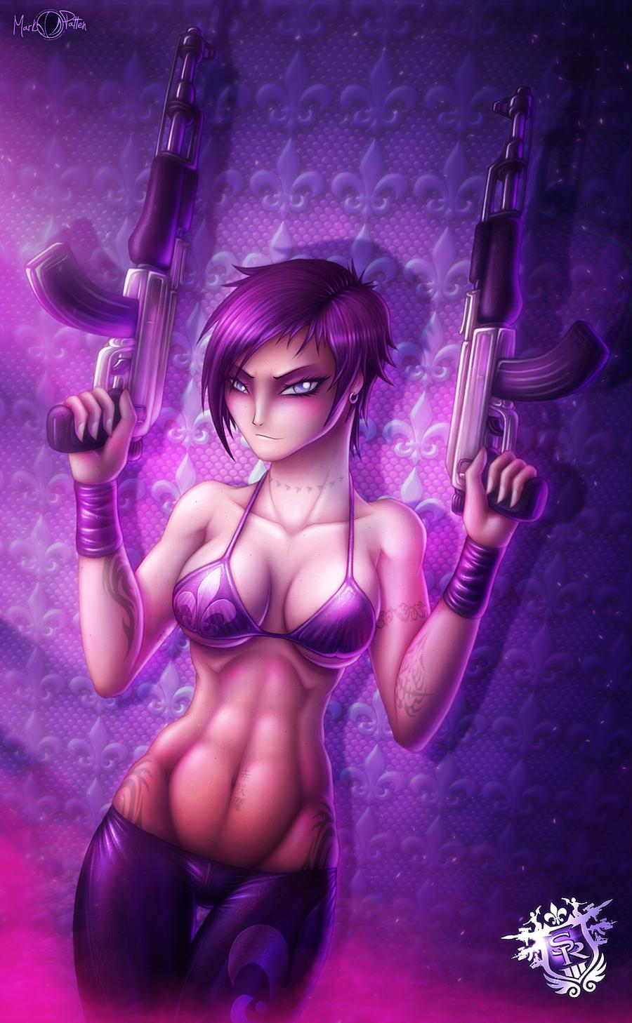 Персонажи игр в порно87