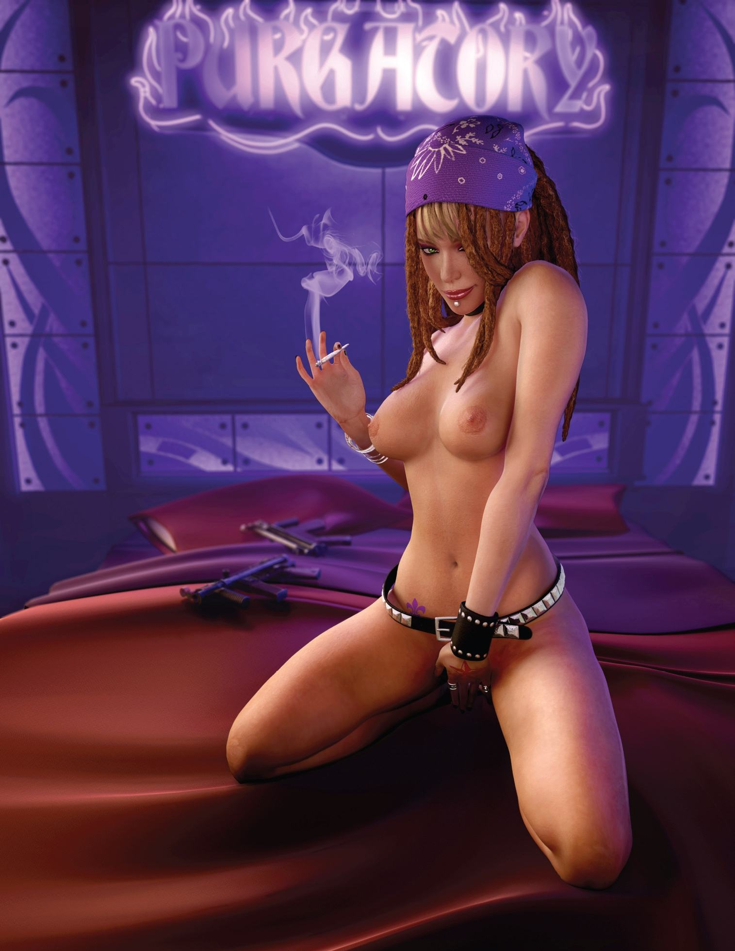 Saints row naked animation anime wifes