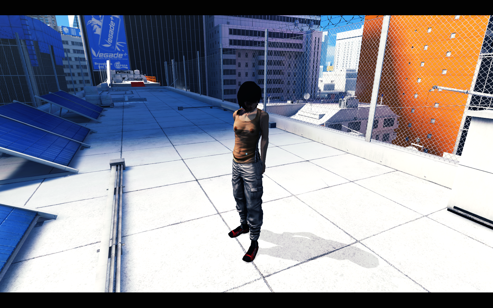 Mirrors edge nude mod gameplay adult vids