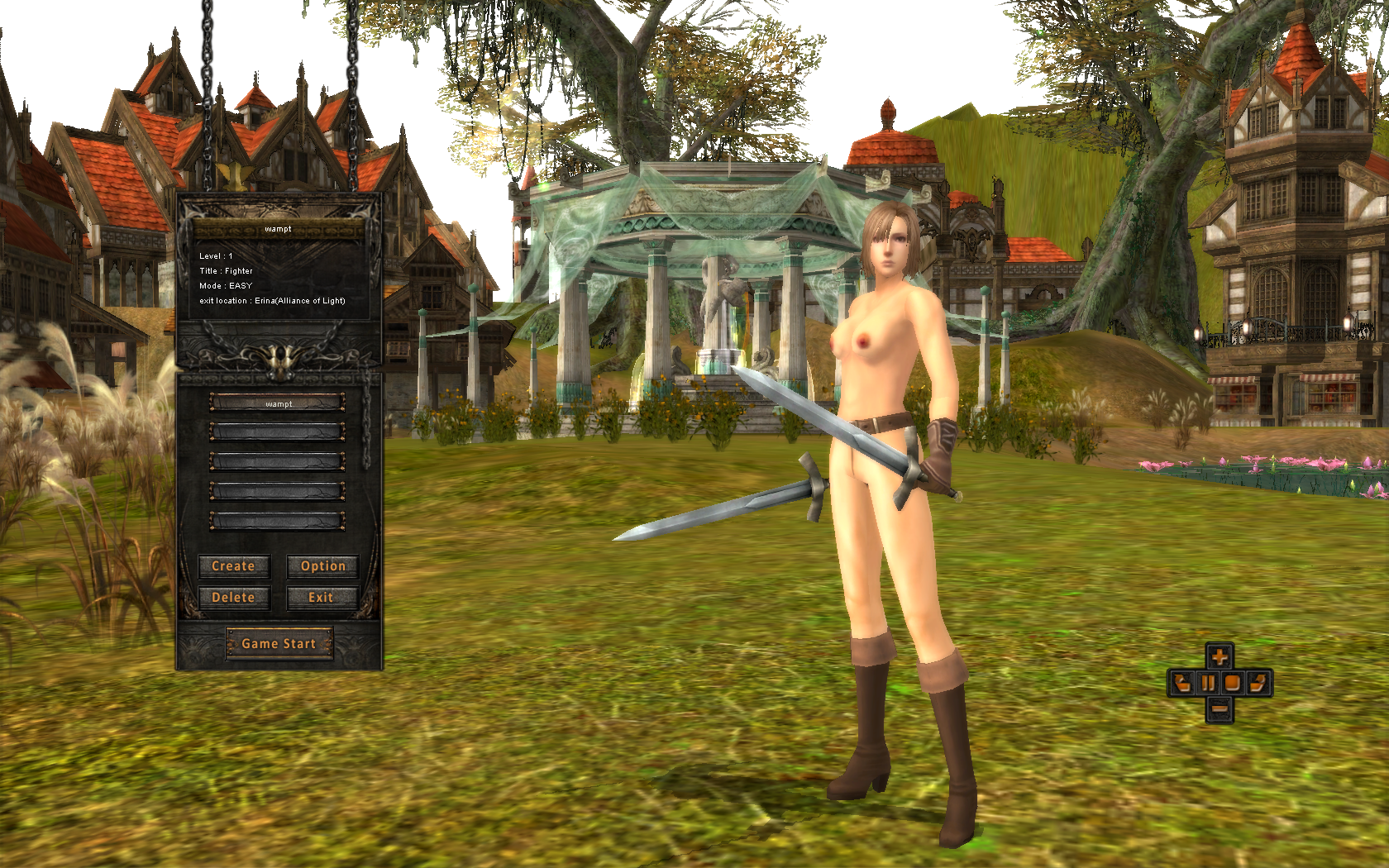 Mmorpg with adult content naked gallery