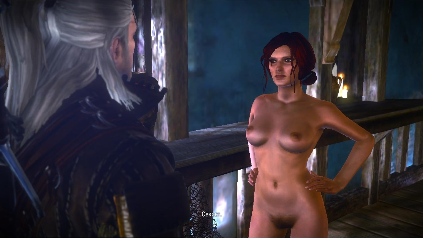 The witcher 1 nude patch softcore gallery