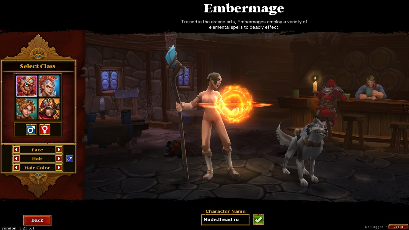 Lineage nude patch screenshots smut picture
