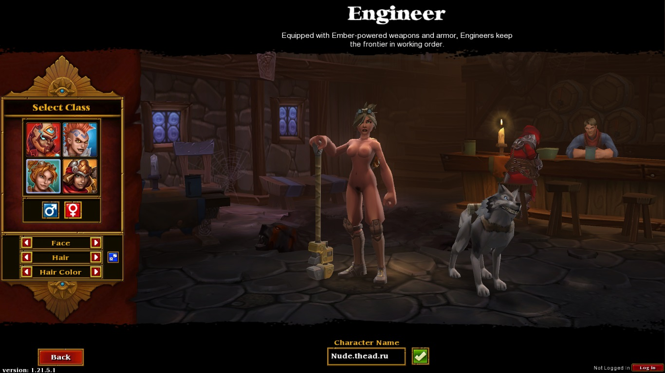 Torchlight game sex pictures porncraft image
