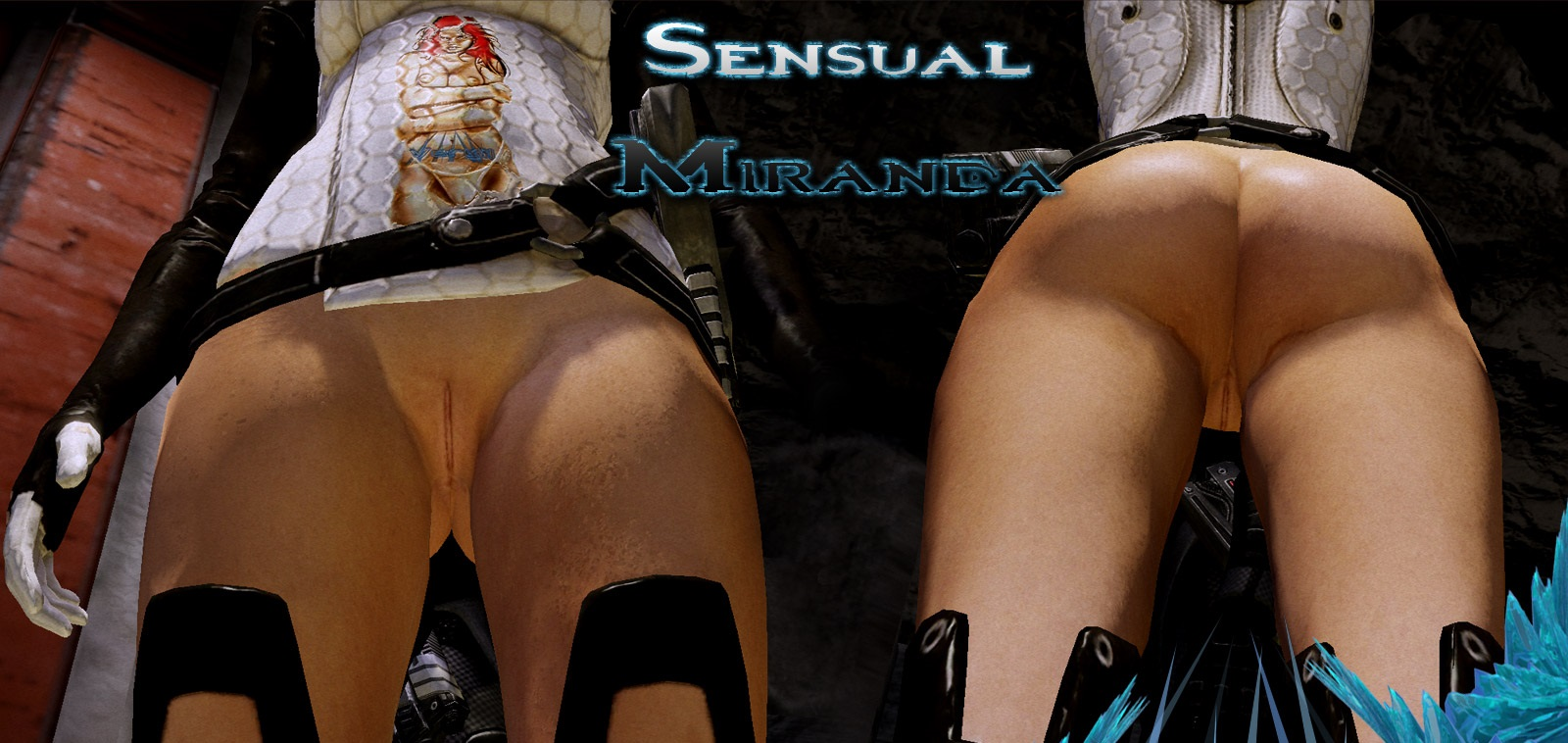Mass effect 2 miranda nude mods nude comic