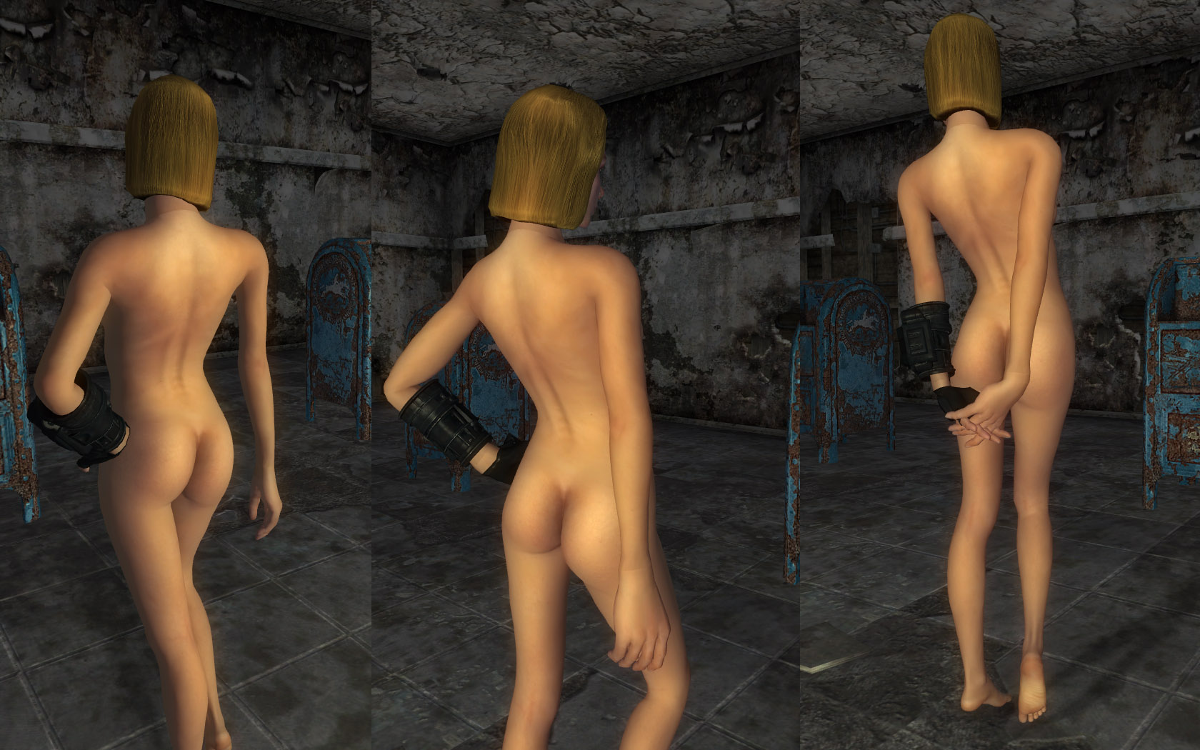 Fallout 3 nude girls mod uncensored sexy pic