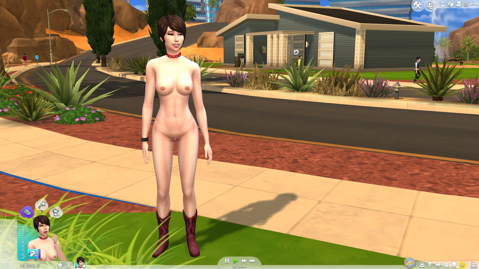 Nude mod do the sims 4 pron pic