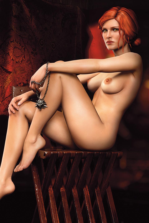 Ведьмак эро фото женщин героя