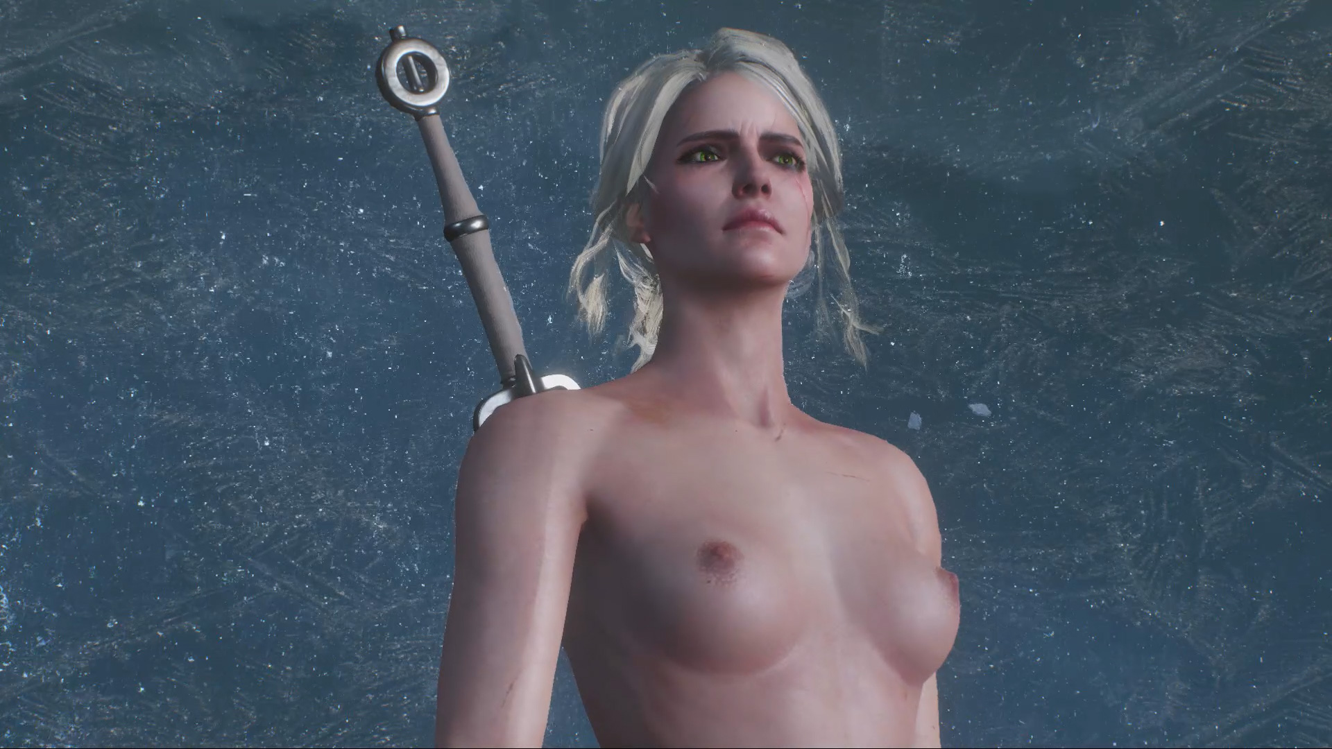 witcher 3 ciri nude
