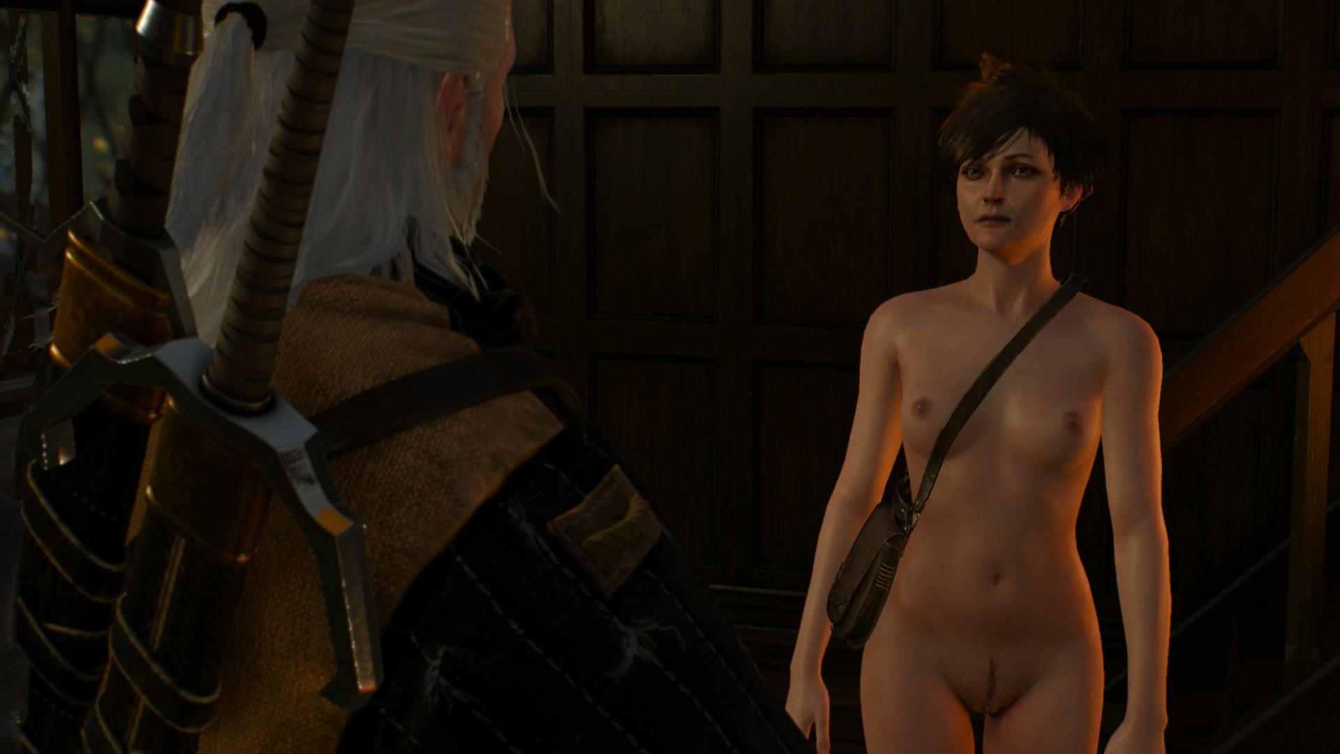 Borderlands Nude Mod Delightful the witcher 3: wild hunt | nude-патчи для игр
