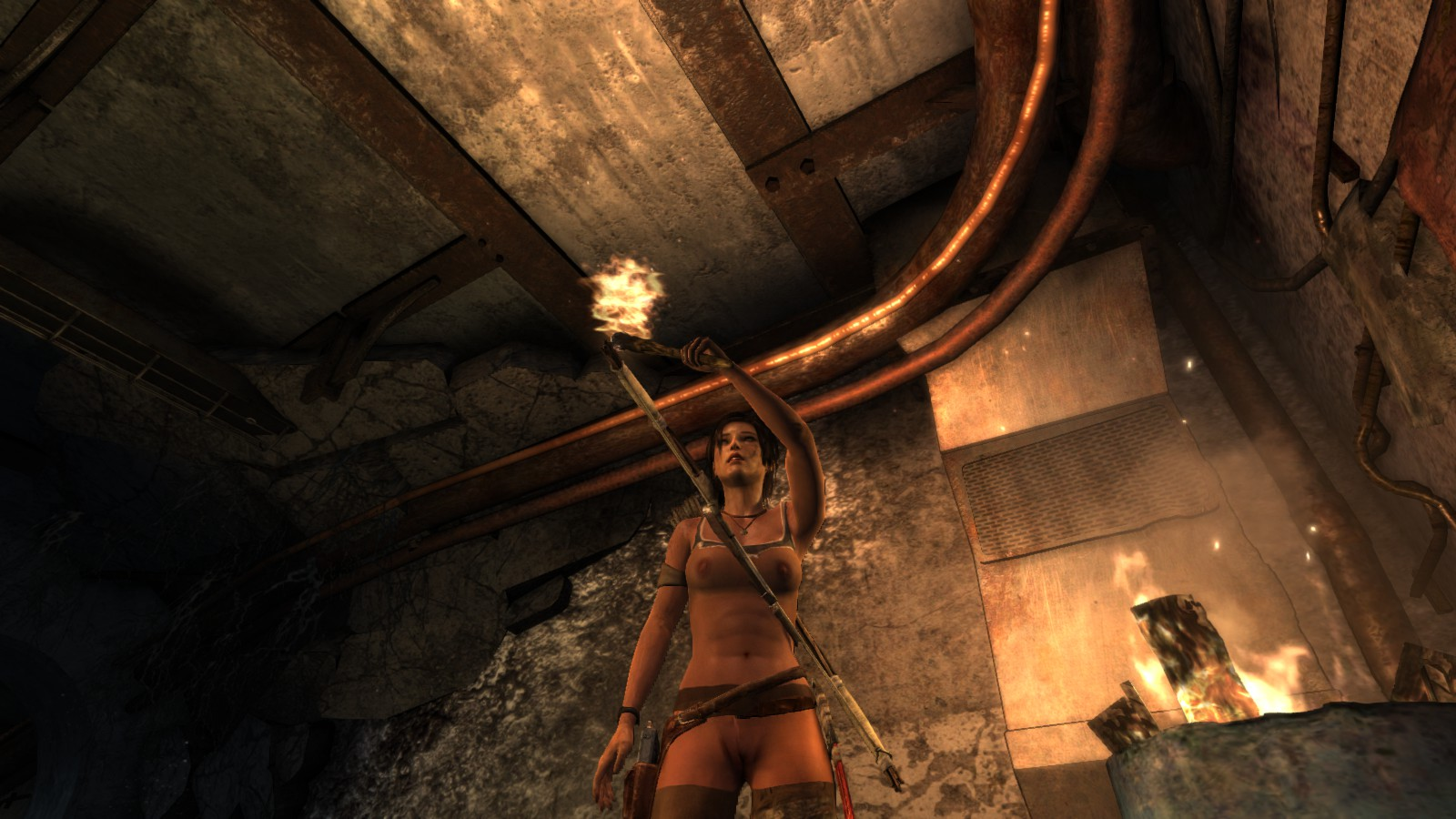 Tomb raider legend naked patch smut pic