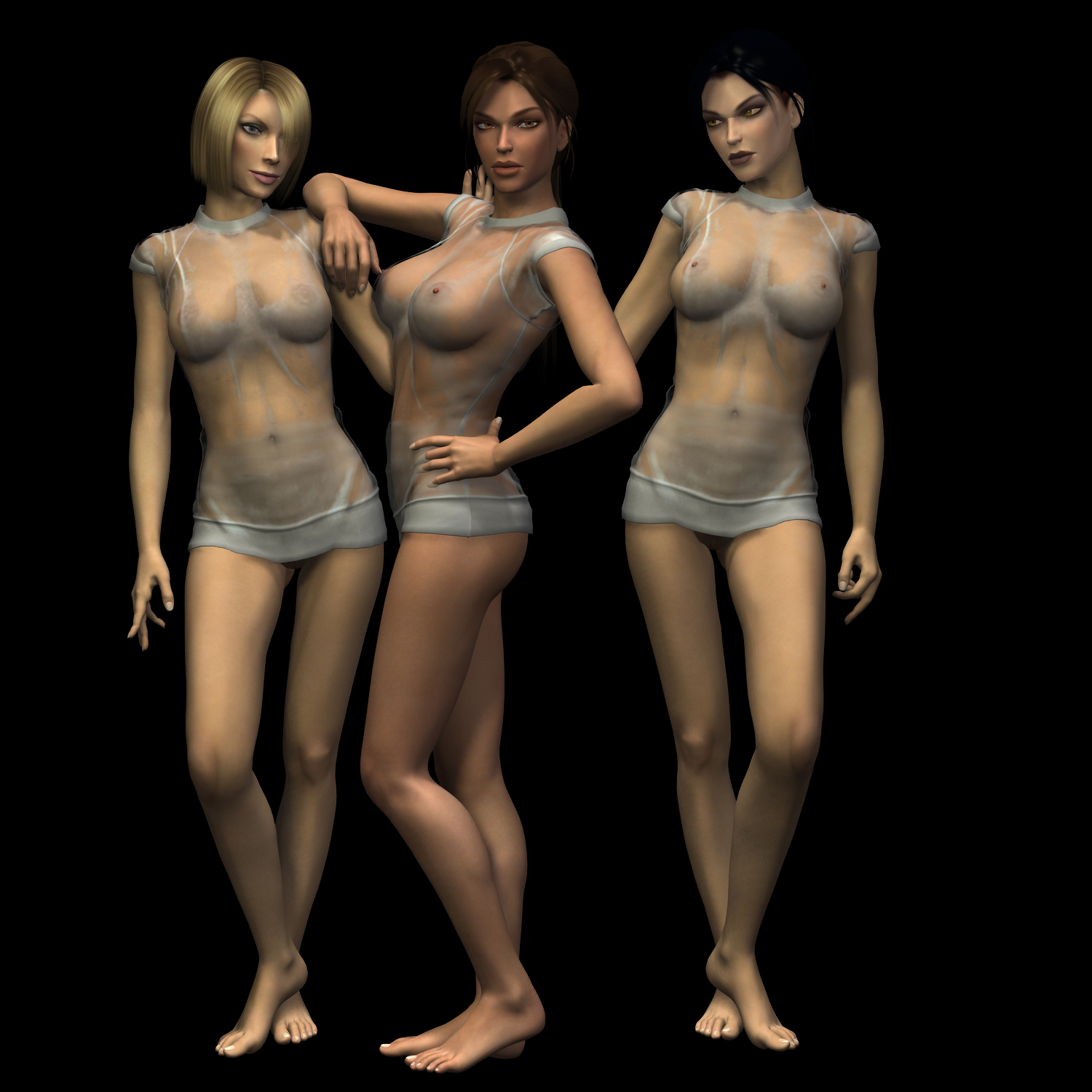 Tomb raider underworld nude mod pics sexual clip