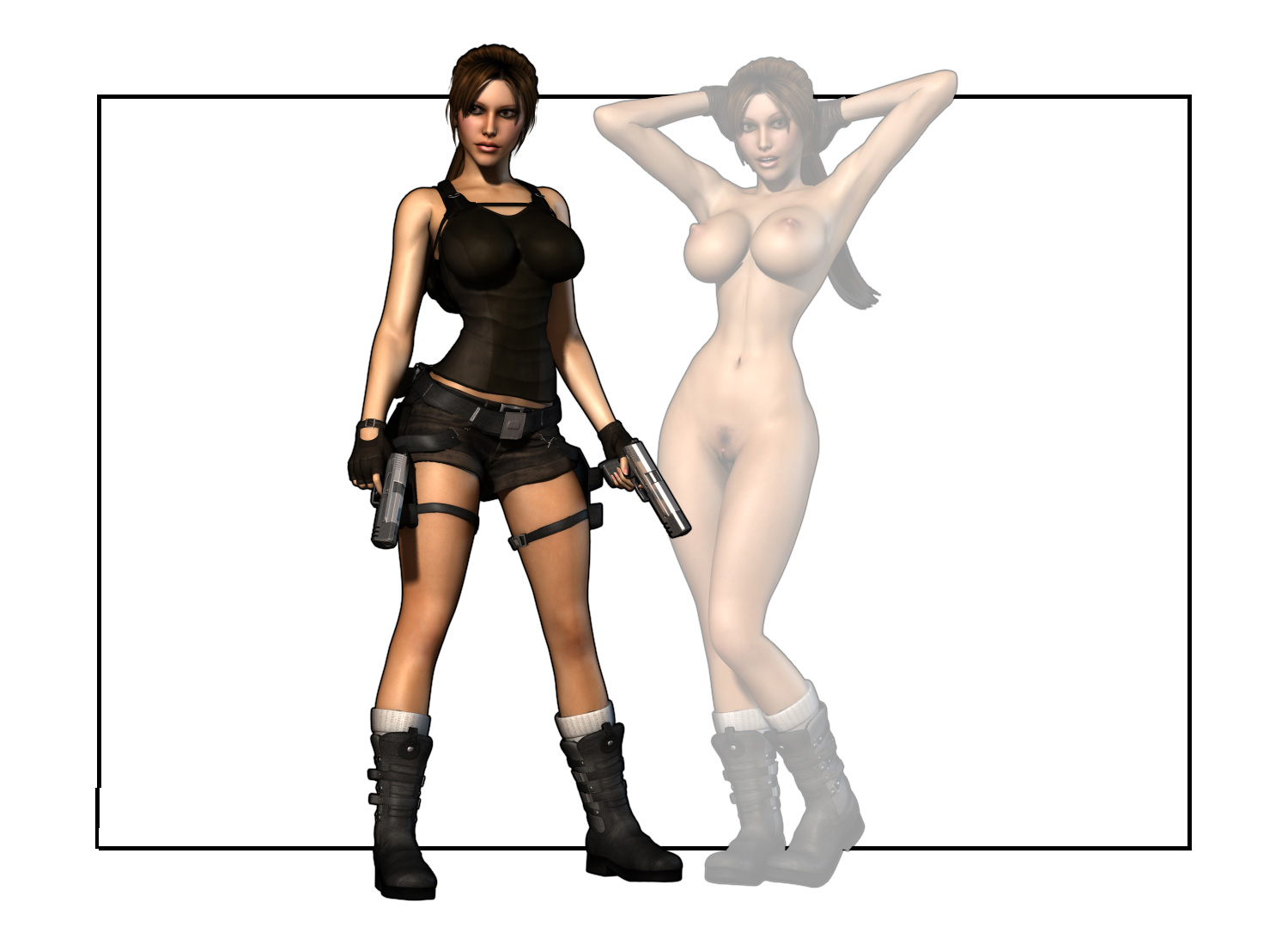 Lara croft nude legend adult picture