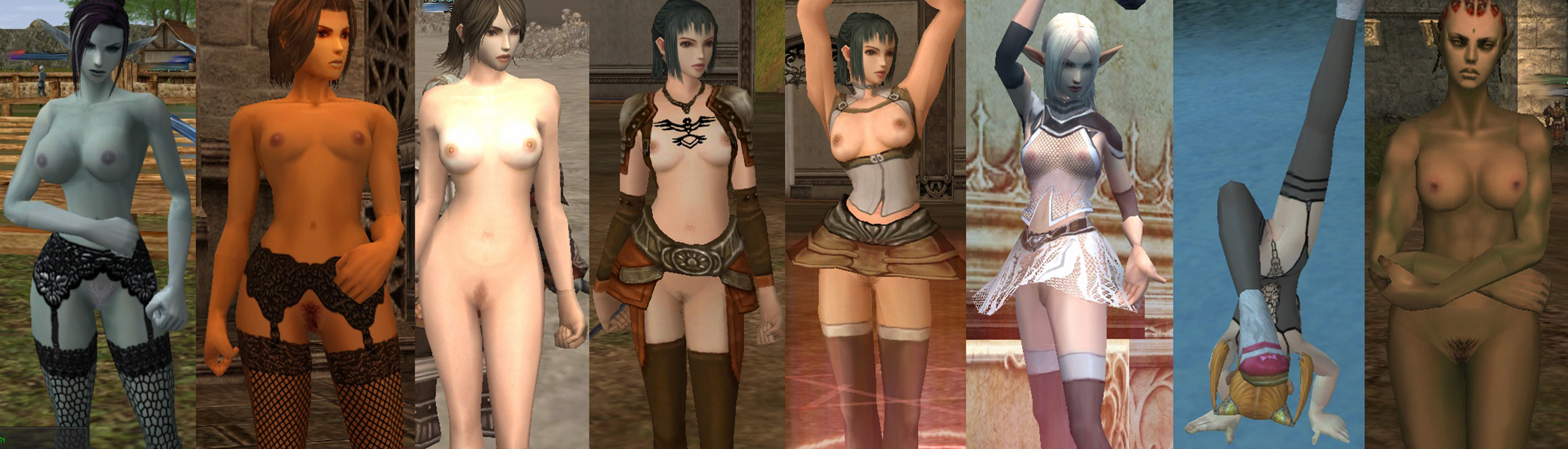 Lineage 2 sex sexy photo