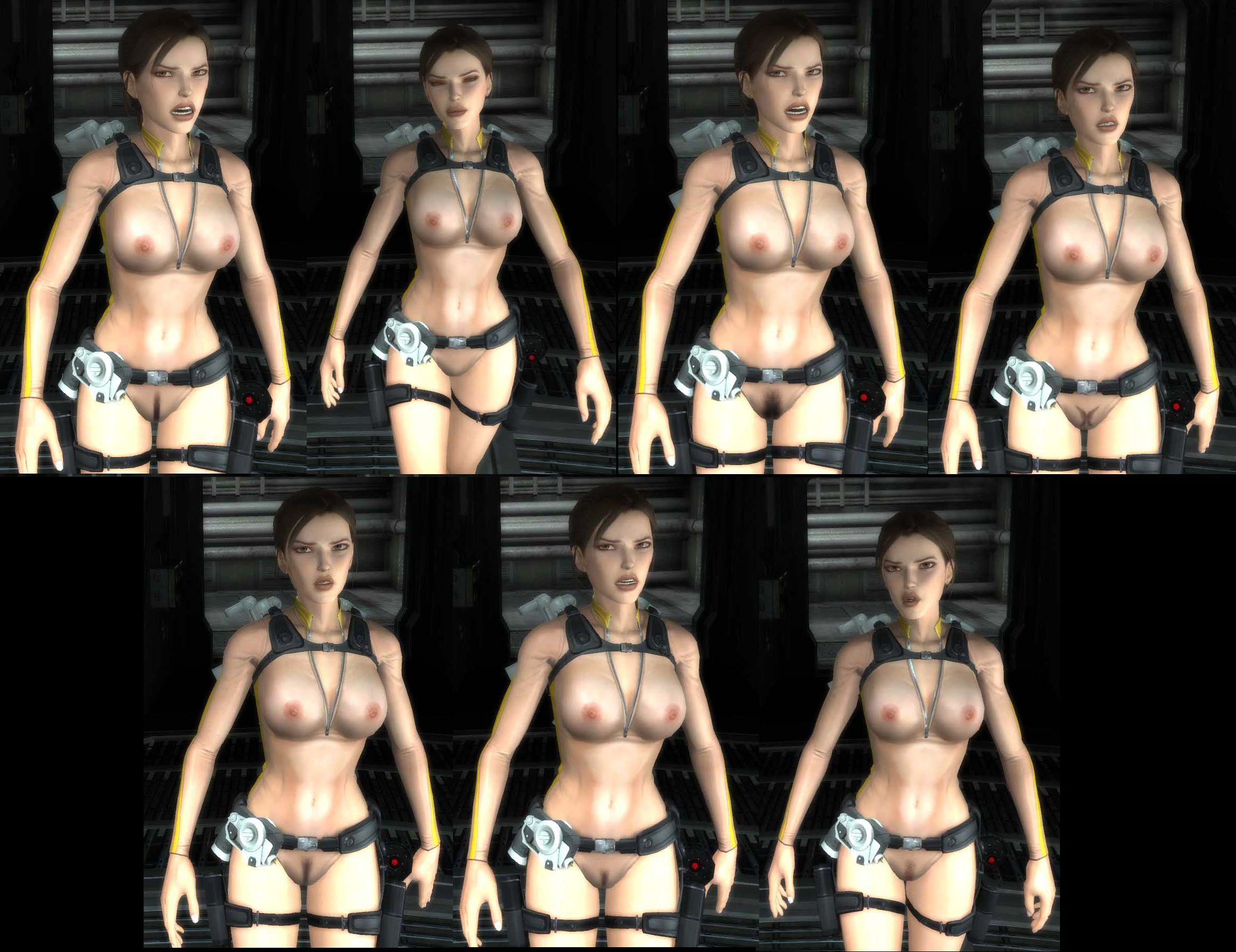 Tomb raider underworld bigger boobs mods exposed photos